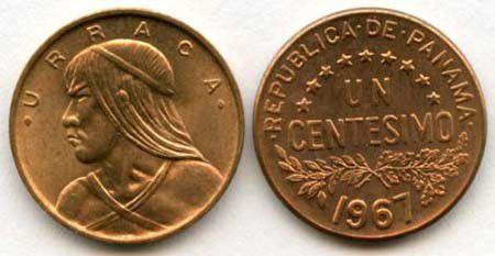 Panama 1 Centesimo