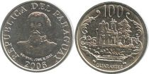 Paraguay 50 Guaranies KM.191.b