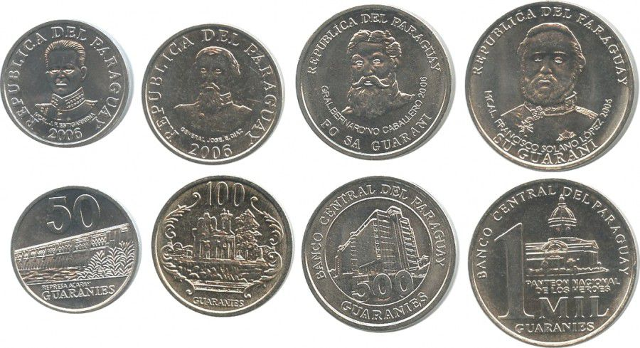 Paraguay PRY.002 - 2006