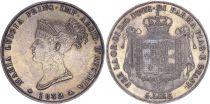 Parmes 5 Lire, Marie Louise Duchesse de Parmes - 1832
