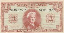 Pays-Bas 1 Gulden 1945 - Wilhelmina