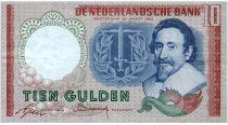 Pays-Bas 10 Gulden 1953 - Hugo de Groot - Série CTN012210