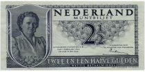 Pays-Bas 2½ Gulden 1949 - Wilhelmina