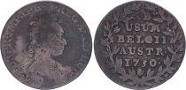 Pays-Bas Autrichiens 2 Liards, Marie Thérèse - 1750