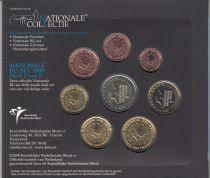 Pays-Bas Coffret BU Pays-Bas 2008 - 8 monnaies en euro