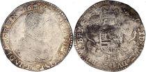Pays-Bas Espagnol 1 Ducaton Armoiries - Philippe IV - Bruxelles 1659