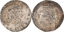 Pays-Bas Espagnol Patagon Armoiries - Tournai 1647
