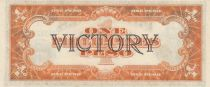 Philippines 1 Peso Mabini - 1944 Victory - Série  66