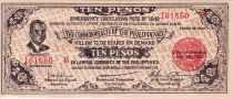 Philippines 10 Peso Quezon