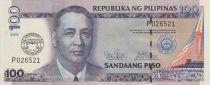 Philippines 100 Piso 2011 - Manuel A. Roxas - Université des Philippines