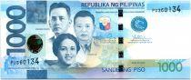 Philippines 1000 Piso J. Abad Santos, V. Lim, J. Lllanes Escoda