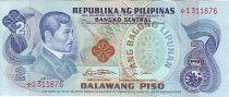 Philippines 2 Piso J. Rizal - Déclaration Indépendance 1898