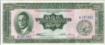 Philippines 200 Pesos - Manuel Quezon - 1949