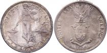 Philippines 50 Centavos - United States of America - 1944 S - XF