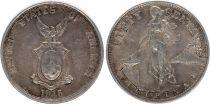 Philippines 50 Centavos Femme et forge - 1945