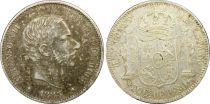 Philippines 50 Centimes Alphonse XII - 1885 - PCGS AU 58 - Philippines Espagnole