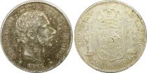 Philippines 50 Cents Alfonso XII - 1885 - PCGS AU 58 - Spanish Philippines
