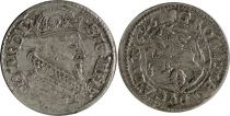 Poland 1 Grosz Zygmunt III King of Poland- Grand Duc of Lithuania (1587-1632)