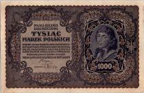 Poland 1000 Marek  1919  - T. Kosciuszko