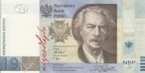 Poland 19 Zlotych Ignacy Jan Paderewski - 100 YEARS OF PWPW 1919-2019 -UNC folder