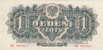 Pologne 1 Zloty 1944 - Gris - Série BT 905907