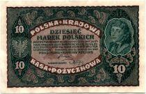 Pologne 10 Marek T. Kosciuszko - 1919