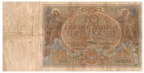 Pologne 10 Zlotych Commerce et Agriculture