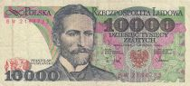 Pologne 10000 Zlotych 1988 - S. Wyspianski - Série BW