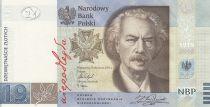 Pologne 19 Zlotych Ignacy Jan Paderewski - 100 ans Imprimerie Fiduciaire Polonaise 1919-2019 - Neuf en folder