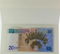 Pologne 20 Zlotych 2014 - Joseph Pilsudski - 100 ans de la Légion