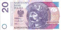 Pologne 20 Zlotych Boleslaw II - 2016 (2017)