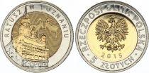 Pologne 5 Zlotych Tour de Poznan - 2015