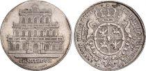 Pologne Jeton du Cabinet du Roy de Pologne - 1748