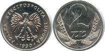 Pologne Y.80.3 2 Zlote, KM.Y80.3