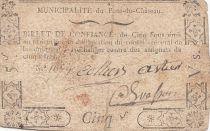 Pont-Du-Château City - 1792