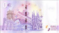 Portugal 0 Euro 2018 -  Douro Valley - Touristic banknote