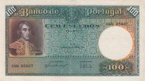 Portugal 100 Escudos Joao Pinto Ribeiro - 1940 - P.150 - VF