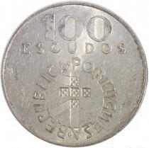 Portugal 100 Escudos Revolution of 1974