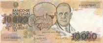 Portugal 10000 Escudos D. Egas Moniz
