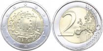 Portugal 2 Euro 30 years of European Flag - 2015