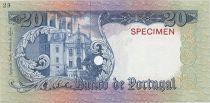Portugal 20 Escudos Santo Antonio of Padua