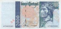Portugal 2000 Escudos Bartholomé Dias - Bateau - 1996 - SUP - P.189