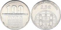 Portugal 2.5 Euro, Sous Marin Espadon - 2013