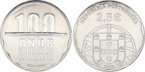 Portugal 2.5 Euro, Submarine Swordfish - 2013