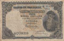 Portugal 2500 Reis - Albuquerque - 1909 - TB - P.8a