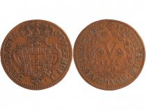 Portugal 5 Reis Joseph I - Armoiries