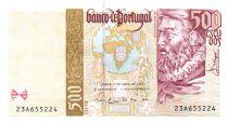 Portugal 500 Escudos 1997 - Joao De Barros