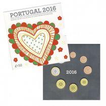 Portugal BU.2016 Coffret BU 8 pièces - 2016