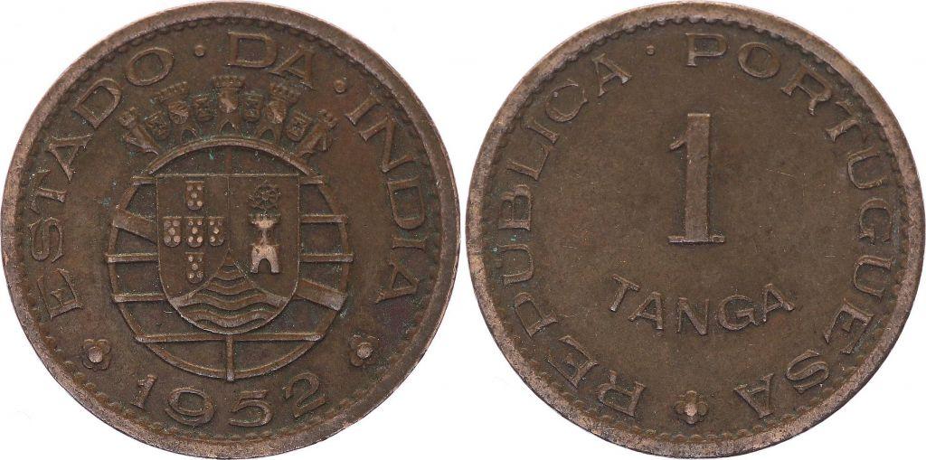 Portuguese India 1 Tenga Arms
