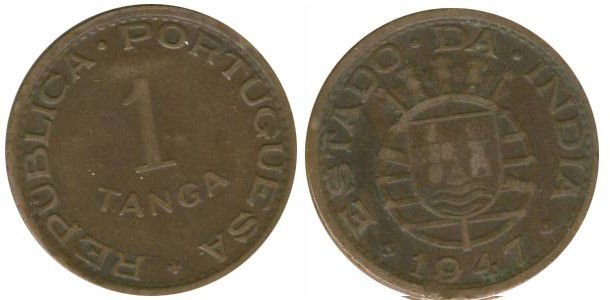 Portuguese India 1 Tenga